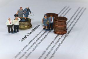 Rente: Stehen mehrere Nullrunden ins Haus?